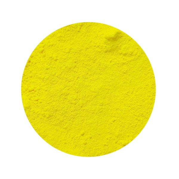 Pigmento neón amarillo