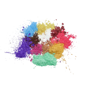 Micropolvos y pigmentos