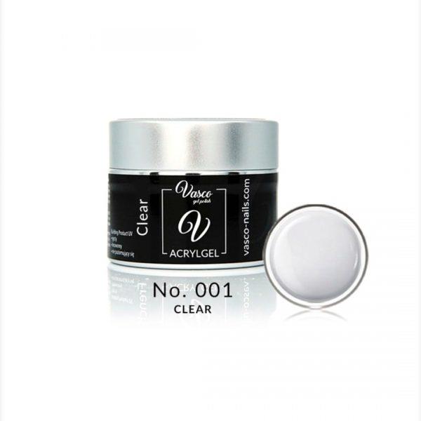 Acrylgel clear 15ml Vasco