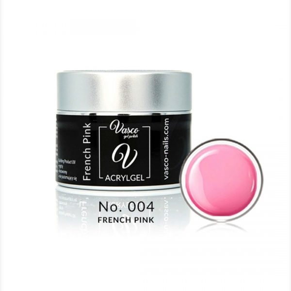 Acrylgel french pink 15ml Vasco