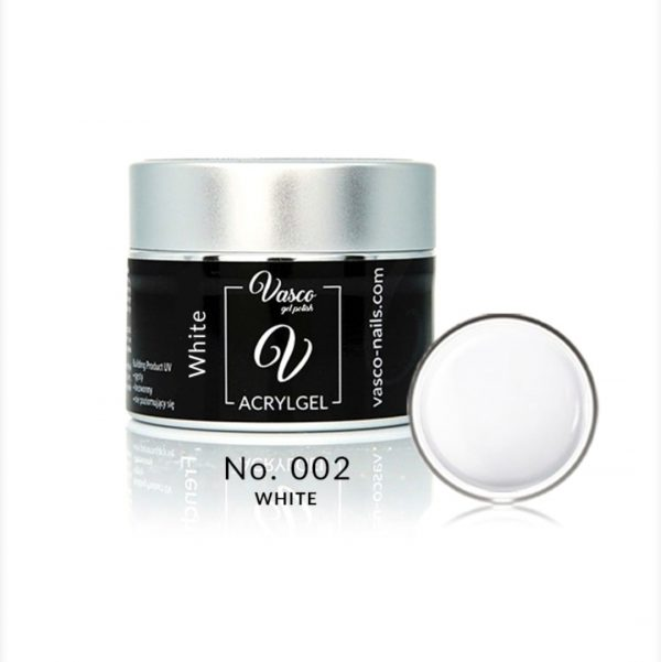 Acrylgel white 15ml Vasco