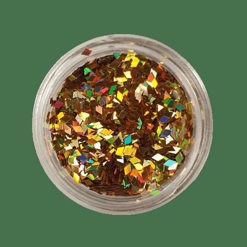 Glitter-rombos-mix-oro