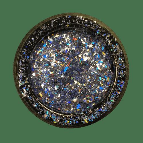 Holográfico-glitter-mix-plata