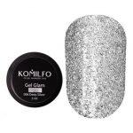 Painting gel plata intenso 5ml Komilfo