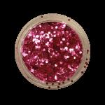 glitter-fucsia