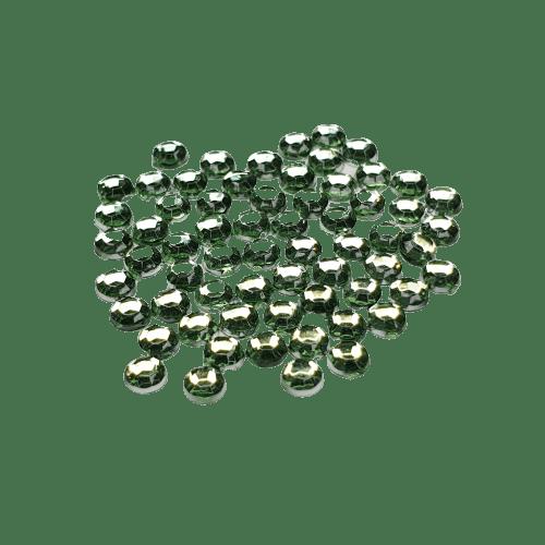 Brillantes-verdes-tamaño-medio