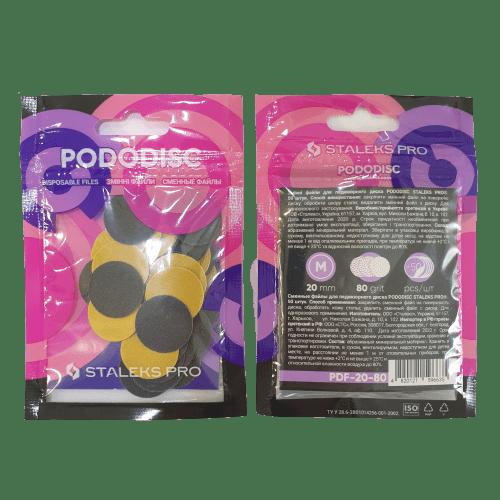 Discos-pedicura-Staleks-50-unidades-grano-80