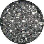 Holographic-Glitter-Star-Silver