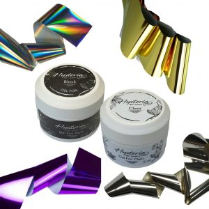 Geles Foils & Foil Transfers